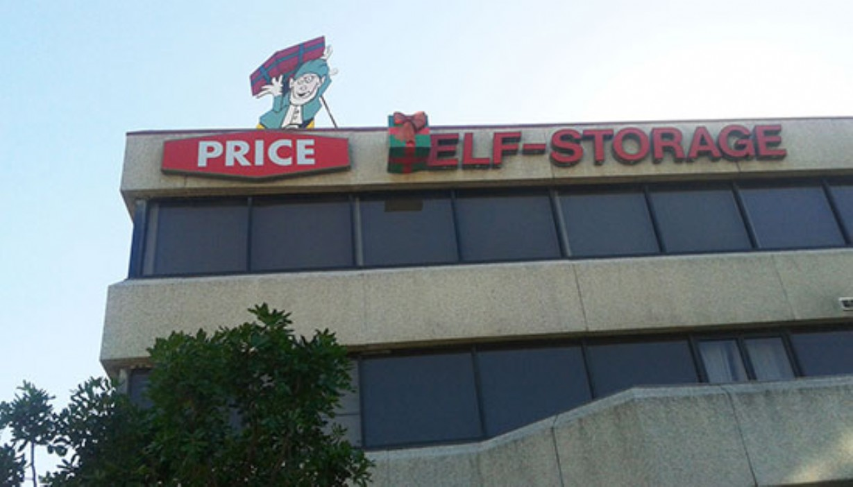 Price Self Storage - Elf Storage San Diego Murphy Canyon Rd