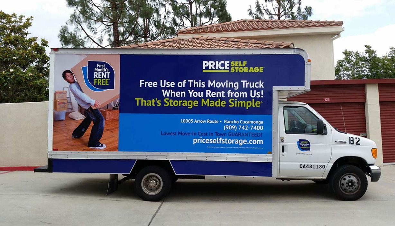 Charming Price Self Storage