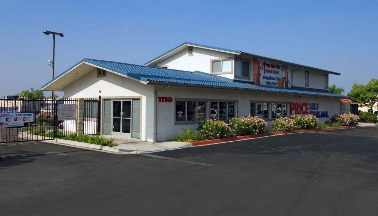 Self Storage Rancho Cucamonga Price Self Storage