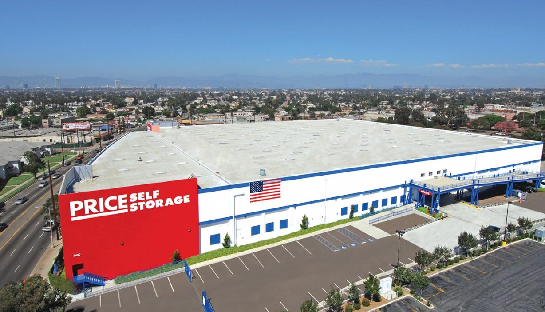 West Los Angeles Self Storage   Price Self Storage   Price Self Storage