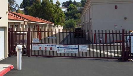 Ordinaire Price Self Storage San Juan Capistrano Rental Office. Self Storage Entrance  Gate