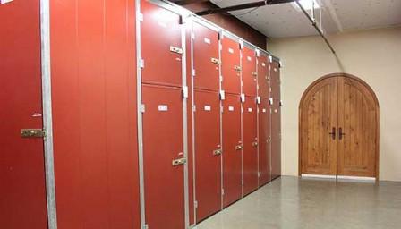 Price Self Storage Walnut Creek entrance to wine storage section of the property & Walnut Creek Self Storage Units on Saranap Ave | Price Self Storage