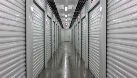 Price Self Storage Rancho Cucamonga Haven Avenue Climate Controlled  Interior Hallway With A Variety Of Storage