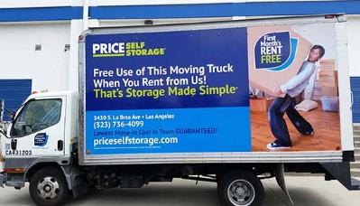 West Los Angeles Self Storage Units On S La Brea Ave | Price Self Storage