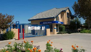 Price Self Storage Norco rental office and entrance gate